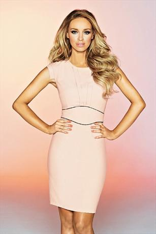 Lauren Pope Shift Dress