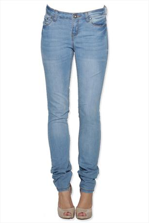 ONLY Denim Blue Ultimate Stretch Jeans
