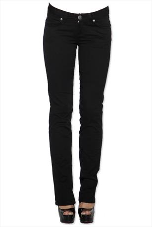 ONLY Slim Black Jeans