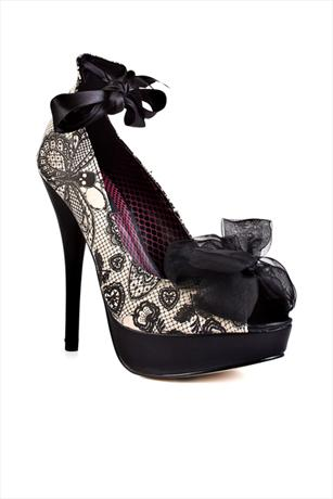 Iron Fist Love Lace Platform