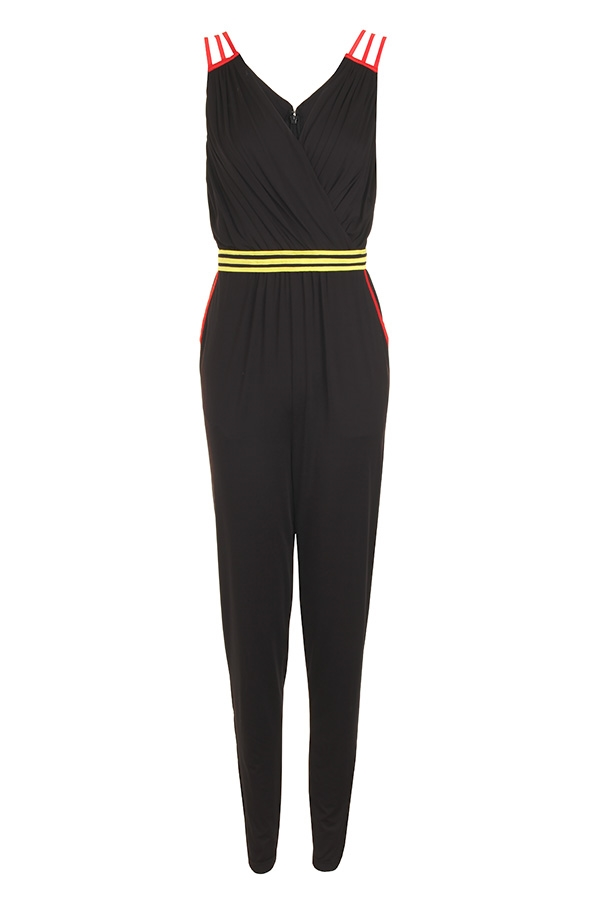 Little Mistress Crossover Jumpsuit