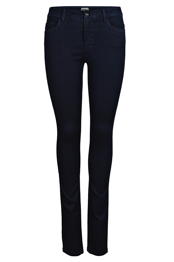 ONLY Ultimate Skinny Dark Blue Jeans