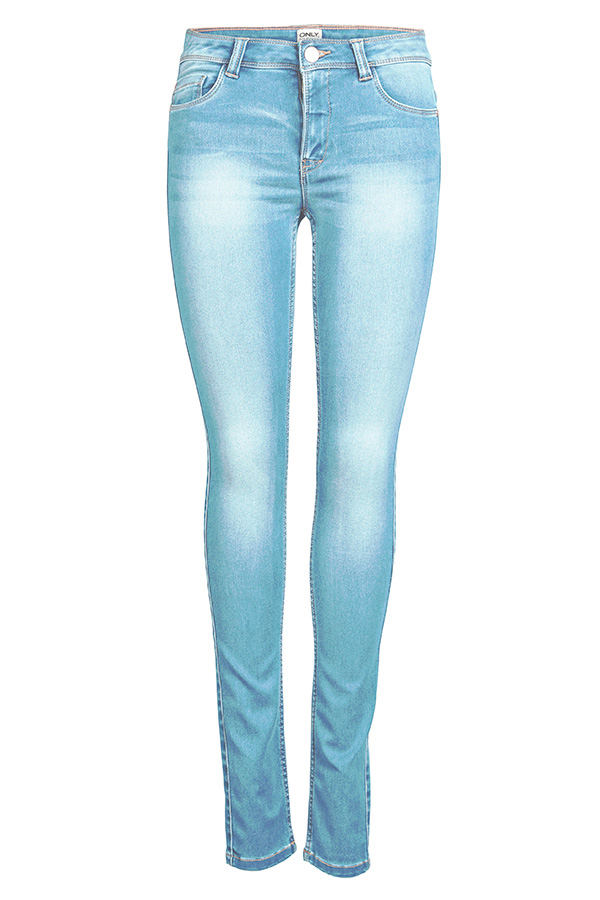 ONLY Ultimate Skinny Light Blue Jeans