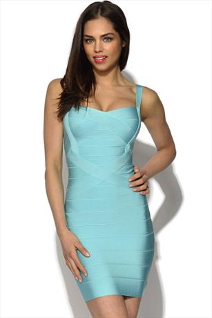 Ultra Flattering Bandage Dress