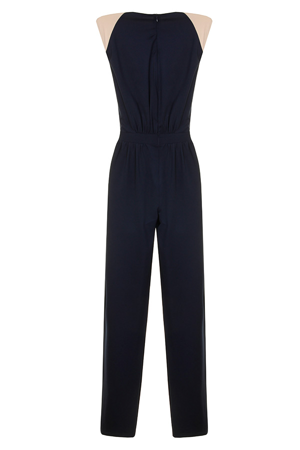 Little Mistress Floral Embellished Jumpsuit