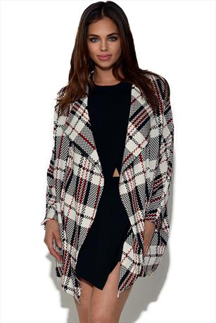 Girls On Film Tartan Jacket