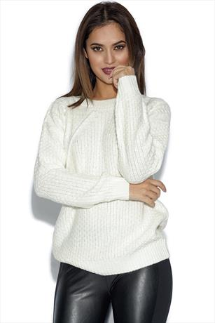 Cable Knitted Jumper