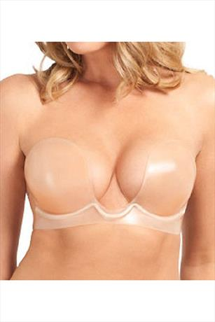 Fashion Forms Body Sculpting U Plunge Backless Bra