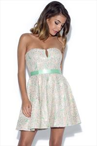 Wanderlust Sequin Prom Dress