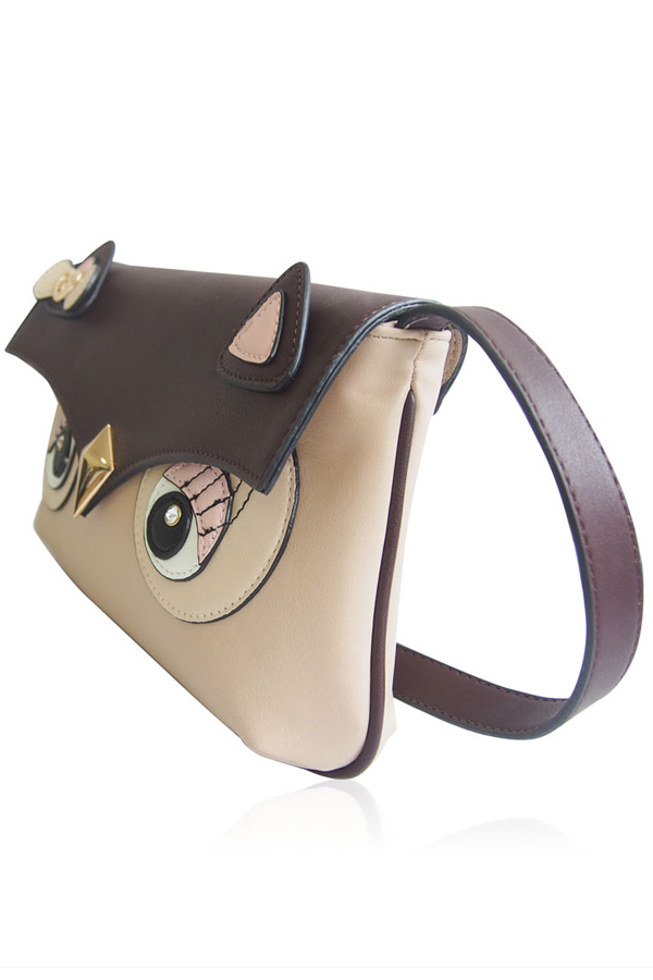 Owlishly Cute Shoulder Bag