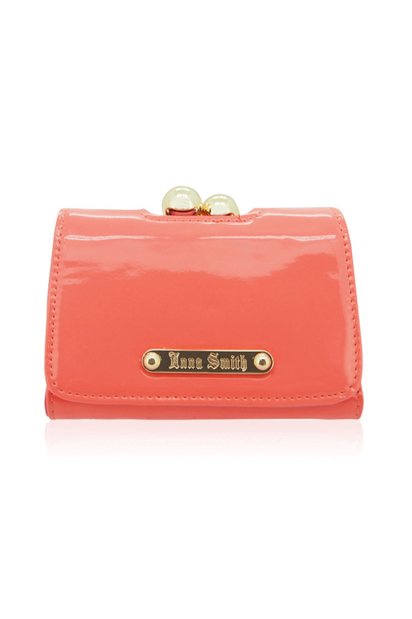 Lydia Patent Snap Lock Purse