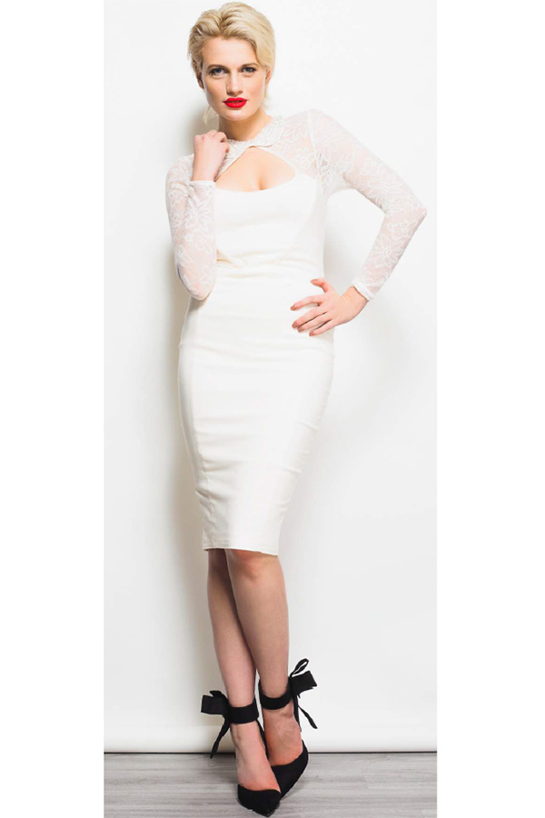 Tempest Dolly Pencil Dress