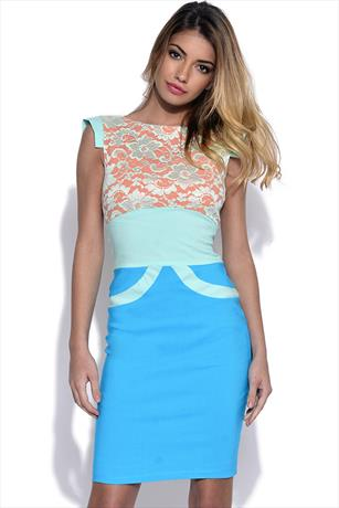 Tempest Ollie Lace Dress
