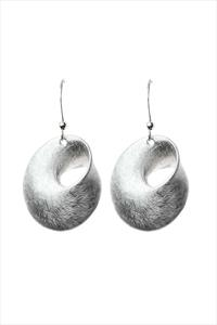 Statement Silver Earrings
