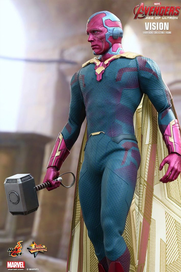 Vision Sixth Scale Figure