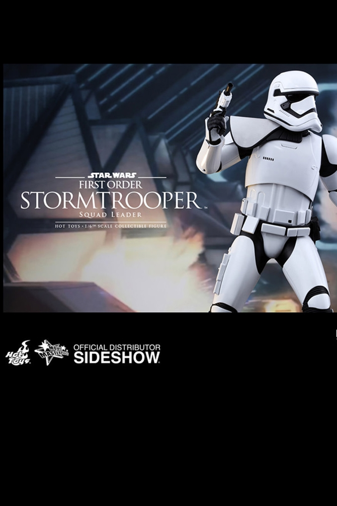 Squad Leader First Order Stormtrooper
