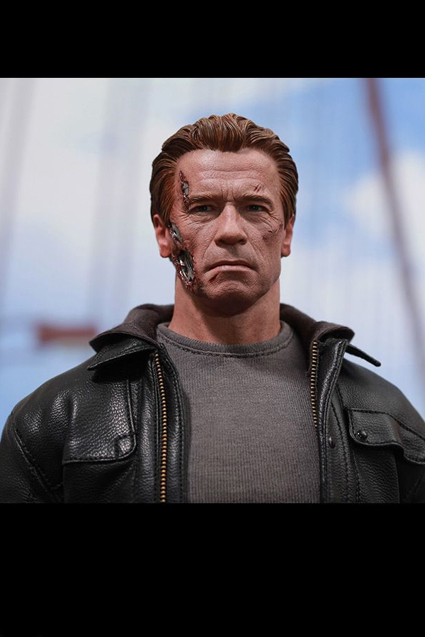 T-800 Guardian Terminator Genisys One Sixth
