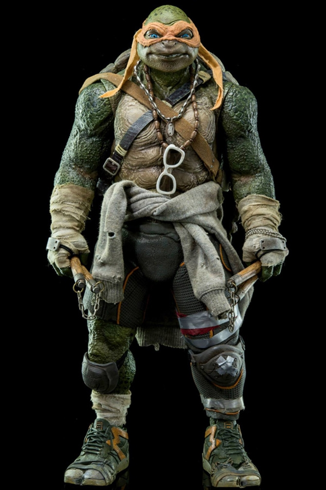 Teenage Mutant Ninja Turtles Movie Michelangelo