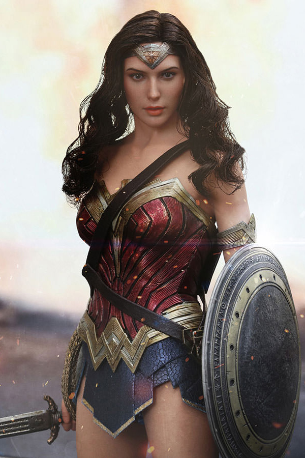 Wonder Woman from Batman v Superman