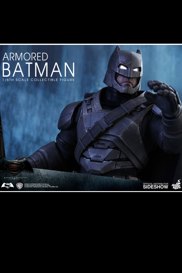 Armoured Batman