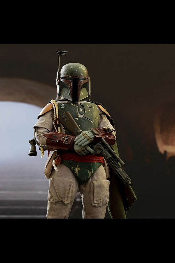 Boba Fett Figure - Episode VI
