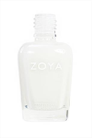 Zoya Nail Polish Snow White