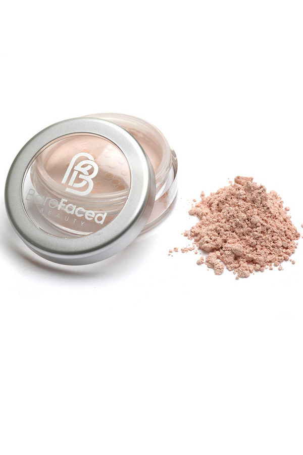 BareFaced Beauty Mineral Shimmer