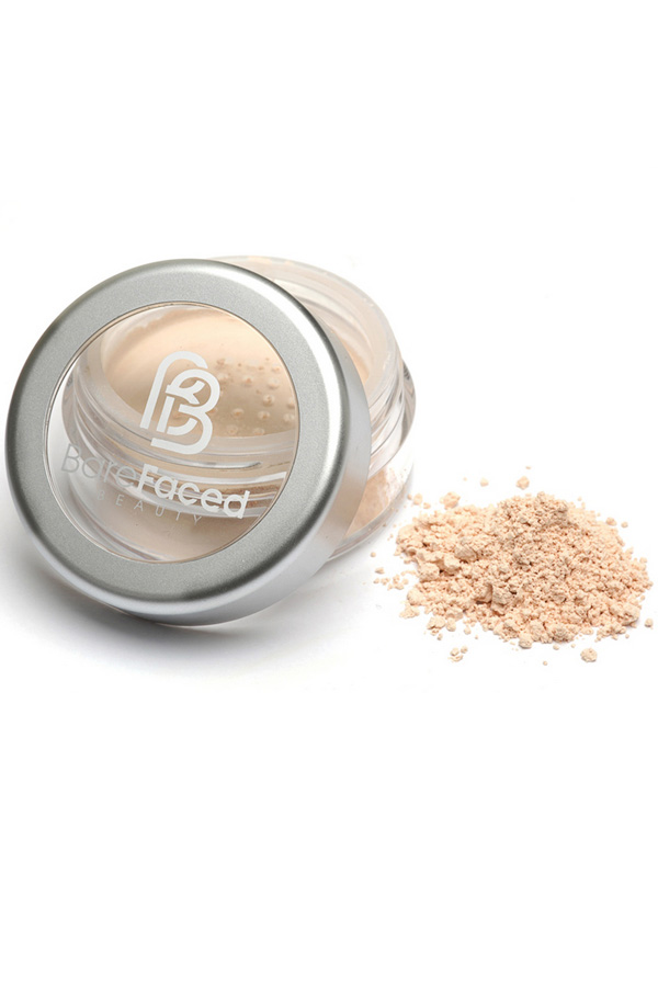 BareFaced Beauty Travel Size Mineral Finishing Powder