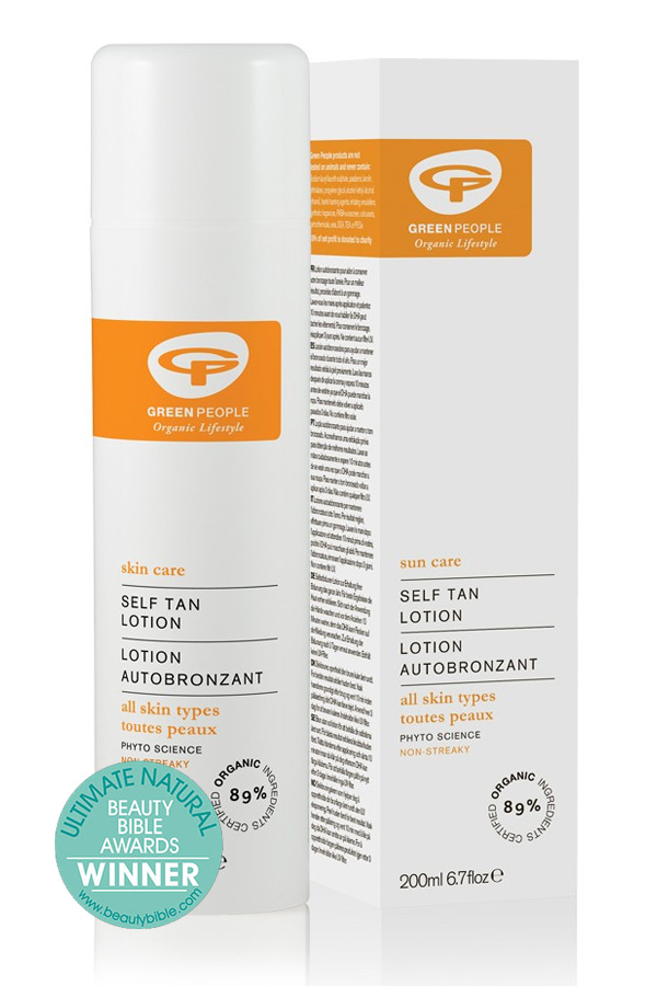 Green People Self Tan Lotion 200 ml