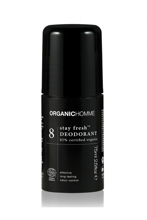 Green People Organic Homme 8 Stay Fresh Deodorant