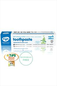 Green People Organic Children Toothpaste Spearmint