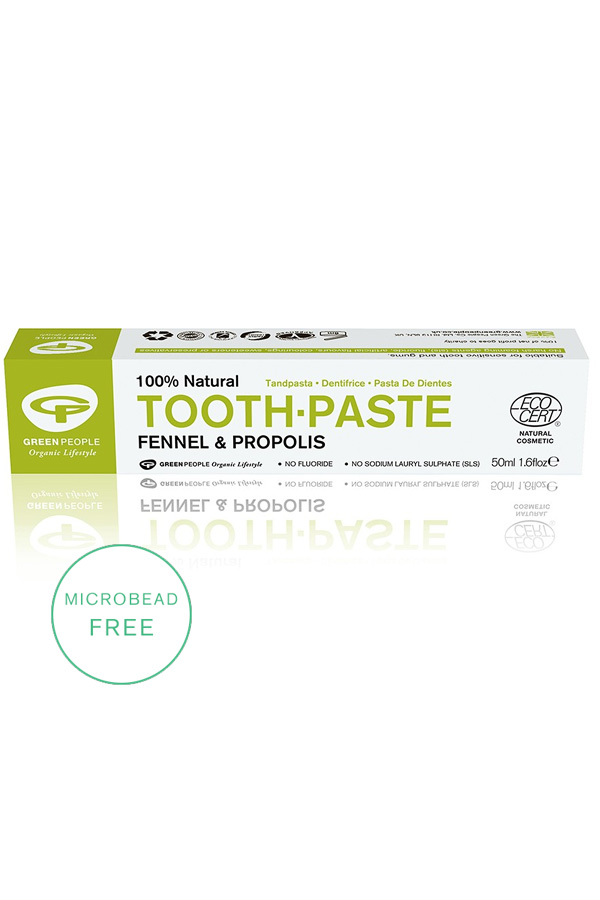 Green People Fennel and Propolis Toothpaste