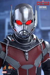 Hot Toys Ant-Man Figure From Captain America