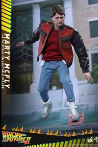 Marty McFly Back To The Future II