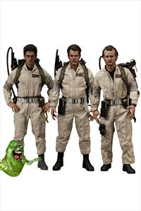 Ghostbusters Founding Members Dr Three Pack