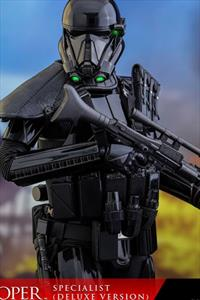 1:6 DEATH TROOPER SPECIALIST - DELUXE VERSION