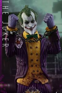 The Joker Batman Arkham Asylum