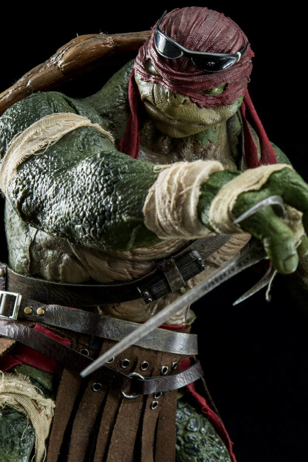 Teenage Mutant Ninja Turtles Movie Raphael