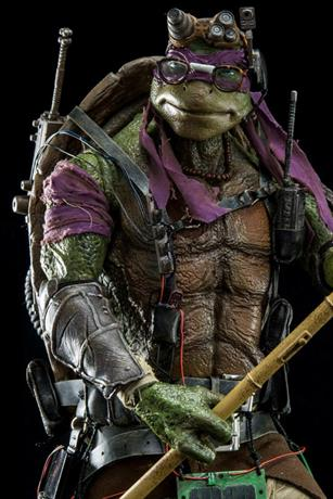 Teenage Mutant Ninja Turtles Movie Donatello