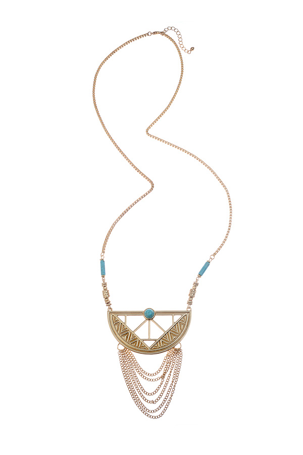 Summer Goddess Necklace
