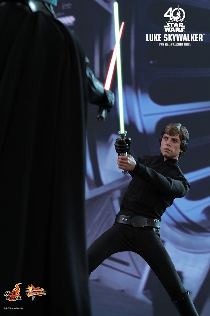 Hot Toys Luke Skywalker Return of the Jedi