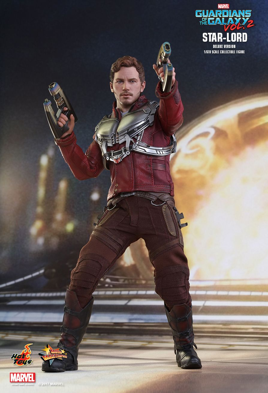 STAR LORD DELUXE VERSION - GUARDIANS OF THE GALAXY VOL 2